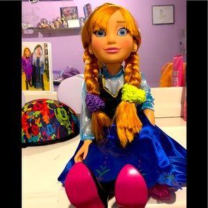 Disney Anna doll